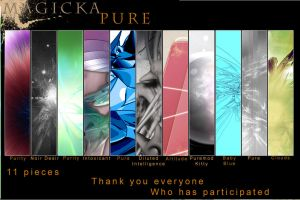 Pure Pack by Magicka