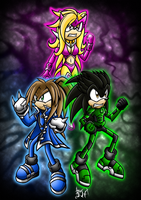 Dawn of the Blackest Night by Berty-J-A