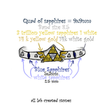 Zelda Ring design by ushiyasha