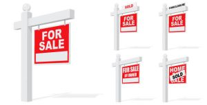 Animated Real Estate Signs by DXC381