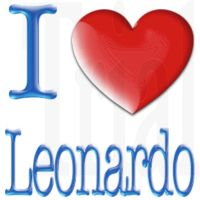 I Love Leonardo by YAYProductions