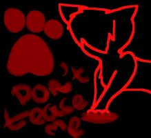 'Don't Tease Me' Emo Cat by ChocolateStarartist