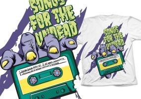 Songs for the undead by sputt