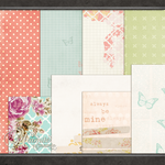 Ditsy Paper Pack by MarmiteMamie