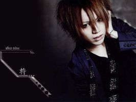 alice nine - shou by Sam-Chan-ALPHA