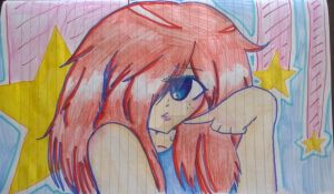 Anime Macy by Poppet-Seed