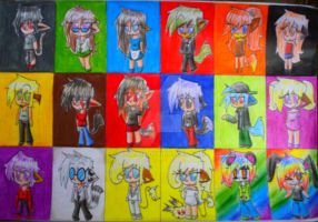 The eternal chibi by Any1995