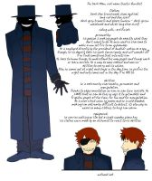 Civil war OCT Dark Man Ref. by samballard99