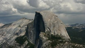 Half Dome by EisenFeuer