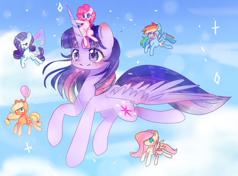 (Collab)  Fly by WindyMils