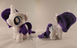 Rarity Filly by StarMassacre