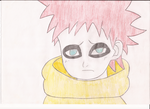 Young Gaara by Datheetjoella