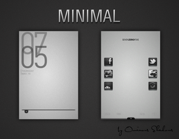 Minimal by OminousShadows