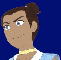 Sokka by fifthknown