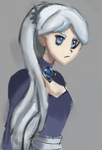 Weiss Schnee by MYTHICSONOFGOD