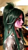 Tyrande Whisperwind progress by Kaitishi