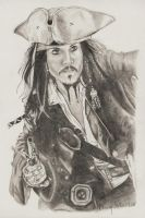 Jack Sparrow by Sofera