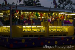 Toy Stand by justarus