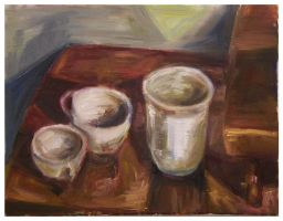 Three Cups by Peacewise