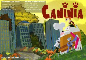 Caninia Cover page by Banondorf