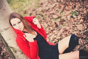 Autumn with Kristin - 2 by mystic-darkness