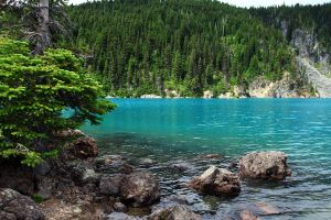 Garibaldi Lake V by megapixelclub