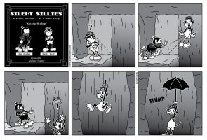 Silent Sillies 144 - Mining Mishap by JK-Antwon