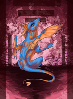 Little Dragon by Remarin