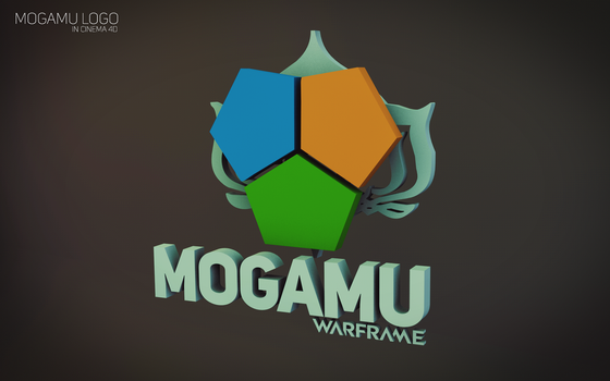 Mogamu Logo Cinema 4D by TheSpaceKnight