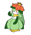 Lilligant by thepontusandersson