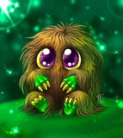 Little Kuriboh by EvilNightDragon