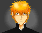Ichigo, the Soul King by HezuNeutral