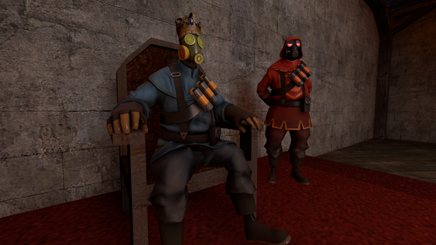 Ruling With An Iron Fist [SFM] by BonOakley