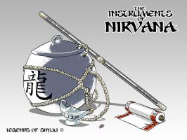 LoS - The Instruments of Nirvana by pyrasterran