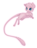 Mew by Sugarcup91
