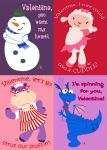 Doc McStuffins Valentines by tee-kyrin