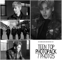 Teen Top - photopack #07 by butcherplains