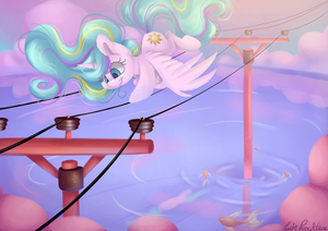 Power Lines by CutePencilCase