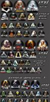 Gunmetal Game Icons Sets 1-4 by Shortie111