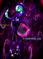 Esmeralda Petrosapien by Venetia-TH