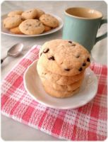 Chocolate chips cookies (2) by MeYaIeM