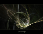 Swirl of Life by Num3rical