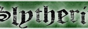 Slytherin Banner 01 by ACarrowsGypsy