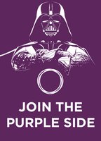 Join the purple side 2 by nadamas
