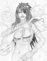 Mmm Mummy Sivv WIP by The-Rogue-Scarecrow