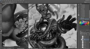 Heroes of the Storm contest - wip by krysdecker