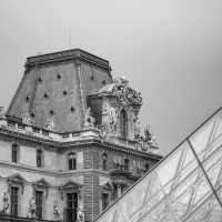 louvre by indojo