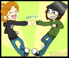BROFIST! by Libearty