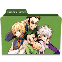Hunter x Hunter Dock Icon by Synceed