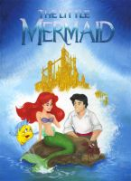 The Little Mermaid by Viasacra